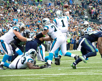 Seahawks v Panthers 2015-10-18