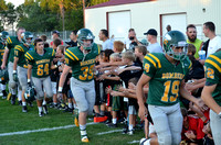Richland Bombers v Walla Walla Football 2013-09-13